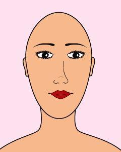 Se coiffer en fonction de la forme de son visage - Coupe